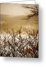 Susquehanna Vibes... Greeting Card