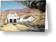 Sutro Nevada Greeting Card by Evelyne Boynton Grierson
