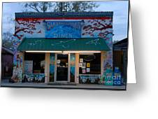 Suwannee River Diner Greeting Card