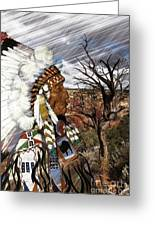 Sw Indian Greeting Card