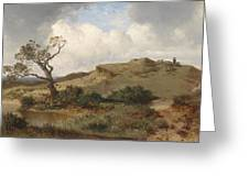 Swabian Landscape Greeting Card