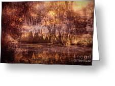 Swamp 3 Greeting Card