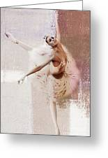 Swan Lake Dance  Greeting Card