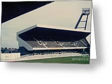 Swansea - Vetch Field - East Terrace 2 - 1970s Greeting Card