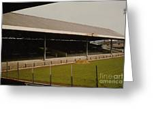 Swansea - Vetch Field - South Stand 2 - 1970s Greeting Card