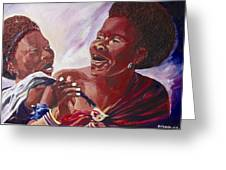 Swaziladies Greeting Card