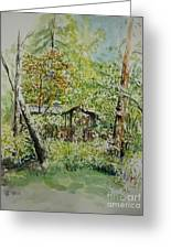 Sweden Landscape 1 Greeting Card