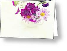 Sweet Bouquet Greeting Card