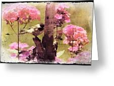 Sweet Chickadee Greeting Card