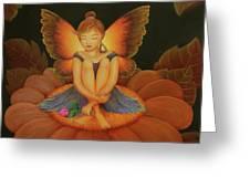 Sweet Dream Greeting Card by Desiree Micaela