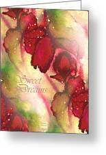 Sweet Dreams Greeting Card by Melodye Whitaker