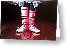 Sweet Feet Greeting Card