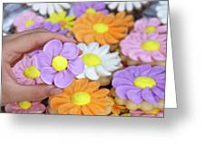 Sweet Floral Array Greeting Card