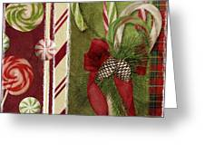 Sweet Holiday I Greeting Card