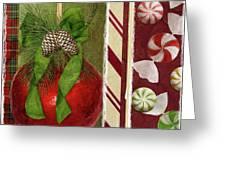 Sweet Holiday II Greeting Card