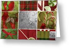 Sweet Holiday IIi Greeting Card