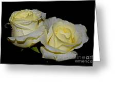 Friendship Roses Greeting Card