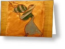 Sweetheart - Tile Greeting Card