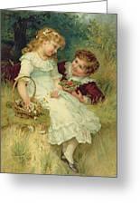 Sweethearts Greeting Card