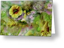 Sweetness And Light Greeting Card