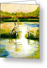 Sweetwater Spring Texas Greeting Card