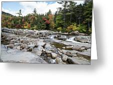 Swift River, New Hampshire Greeting Card