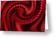 Swirl Creativiana Catus 1 No. 3 V A Greeting Card