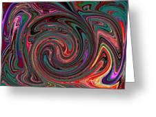 Swirlpool Greeting Card
