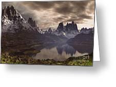 Swiss Alps  Greeting Card