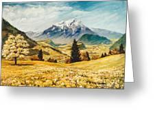 Switzterland Greeting Card
