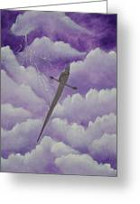 Sword Of The Spirit Greeting Card