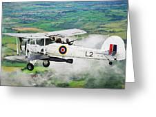 Swordfish Aircraft 2 Greeting Card