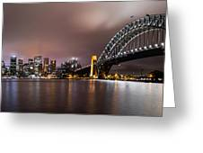 Sydney Harbor Greeting Card