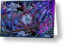 Symagery 29 Greeting Card