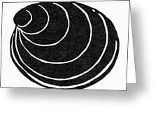 Symbol: Silence Greeting Card