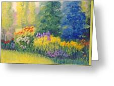 Symphony Of Summer Greeting Card