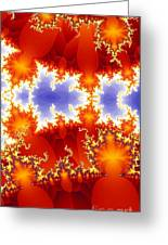 Synapse 4 Greeting Card