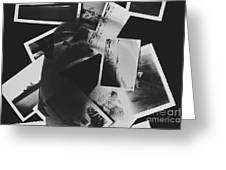 Systematic Recollection Of Memories Greeting Card