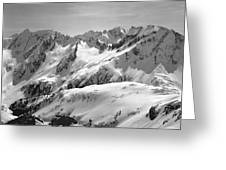 T-404403 Winter View North Cascades Greeting Card