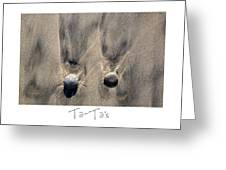 Ta-ta's Greeting Card