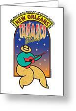 Tabasco Blues Greeting Card