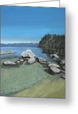 Tahoe Greeting Card