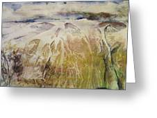 Tahoe Scape Greeting Card