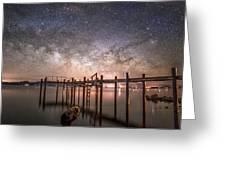Tahoe Sky Greeting Card