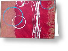 Tahoe Texture Greeting Card