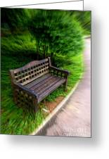 Take A Pause In Your Busy Life Greeting Card