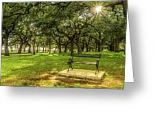Take A Rest Greeting Card