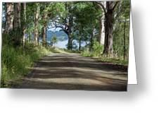 Take Me Home Country Roads Greeting Card