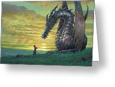 Tales From Earthsea Greeting Card