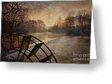 Tales From The Riverbank  II Greeting Card